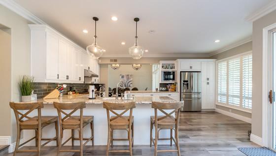 Kitchen Remodeling installed by Jonesboro Home Improvement